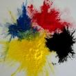 Краска надглазурная